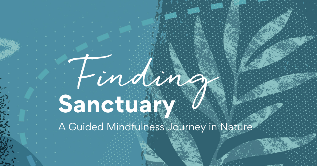 Finding Sanctuary Web Banner