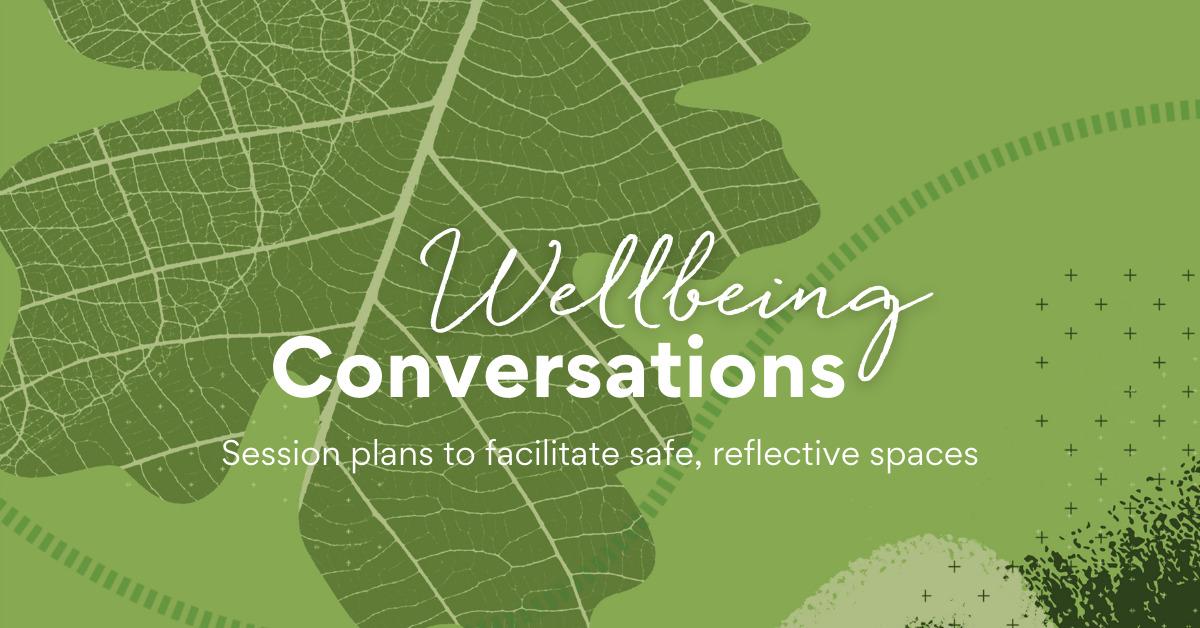 wellbeing conversations header