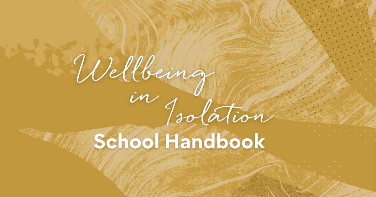 wellbeing hankdbook